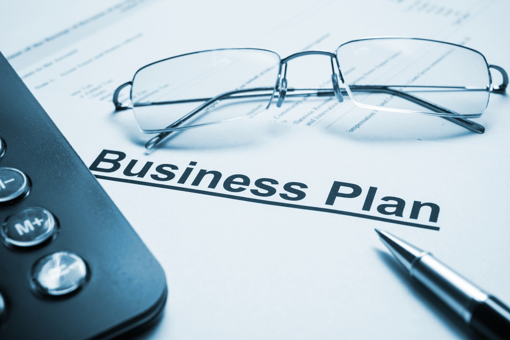 Three business plans